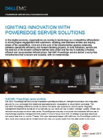 Soluciones del servidor Poweredge – Servidor Dell EMC PowerEdge