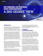 Nuevo enfoque de la gestión de datos empresariales: Una perspectiva integral