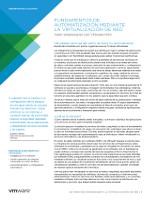 Fundamentos de automatización mediante la virtualización de red