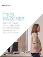 Tres razones para acelerar la distribución de aplicaciones mediante la automatización