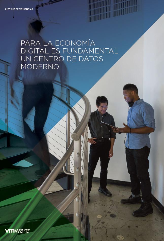 Para la economía digital es fundamental un centro de datos moderno