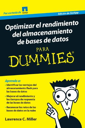 Ebook: Optimizar el rendimiento de bases de datos para Dummies