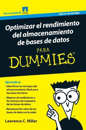 Ebook: Optimizar el rendimiento de bases de datos para Dummies
