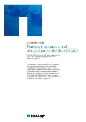 Nuevas fronteras en el almacenamiento Solid-State