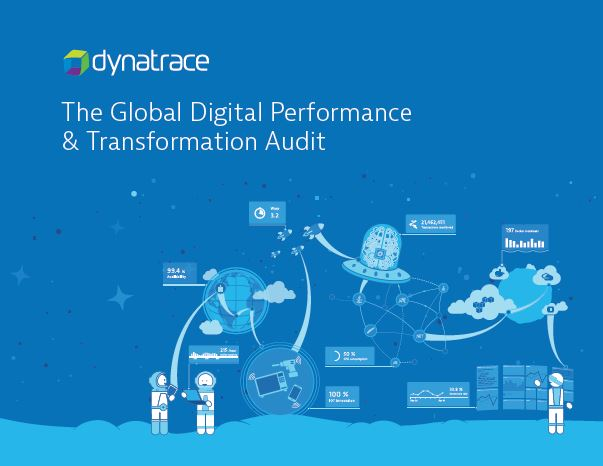 The Global Digital Performance & Transformation Audit