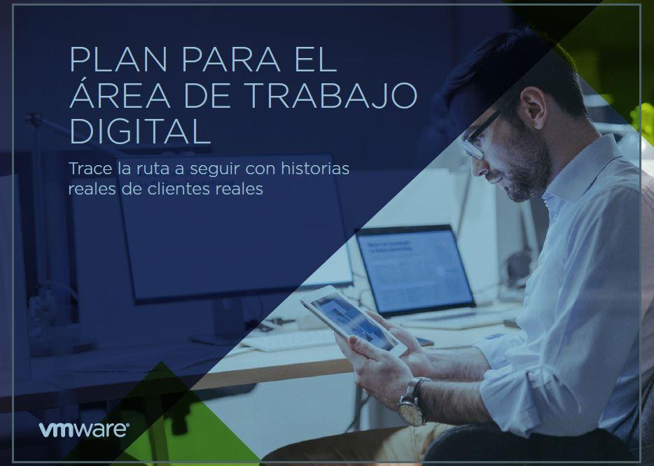 Plan para el área de trabajo digital