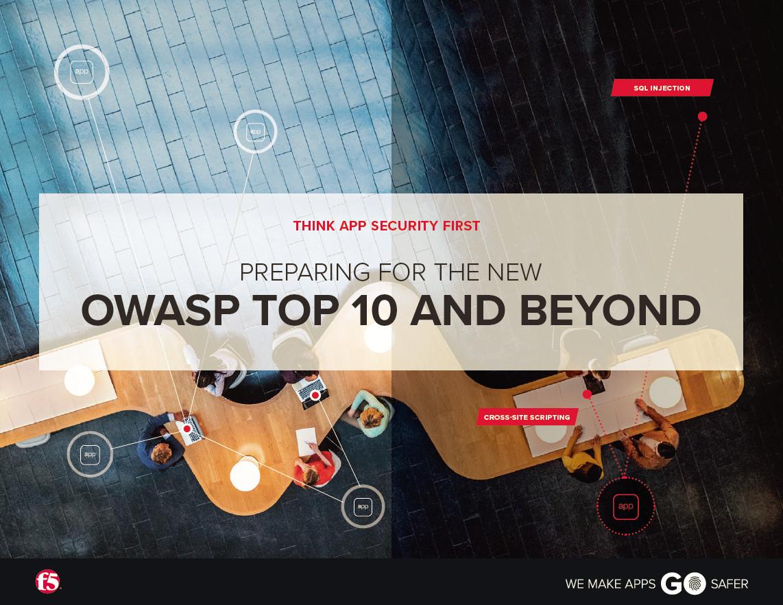 Prepárese para el nuevo OWASP: Top 10