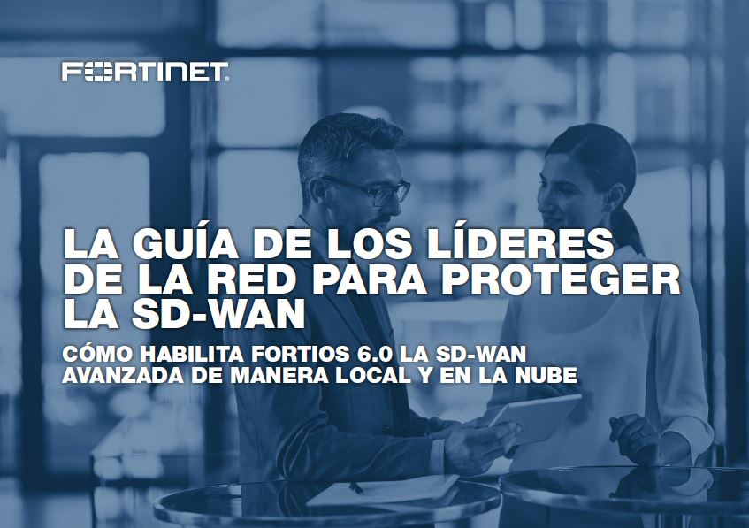 LA GUÍA DE LOS LÍDERES DE LA RED PARA PROTEGER LA SD-WAN