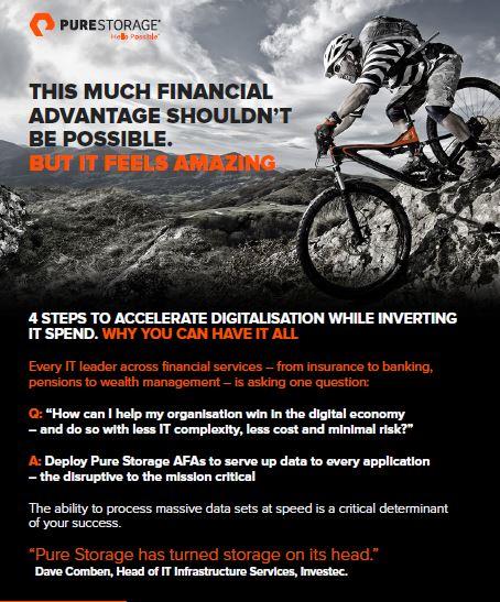 4 pasos para acelerar la digitalización mientras se invierte el gasto en IT
