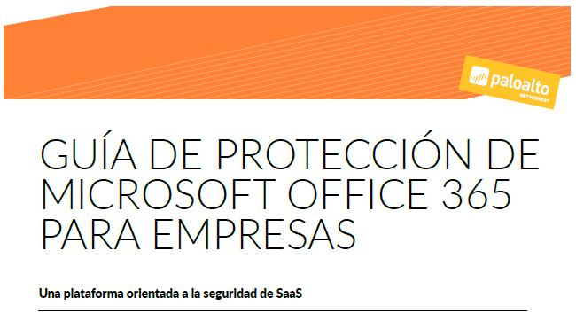 Guía de protección Office 365 para empresas