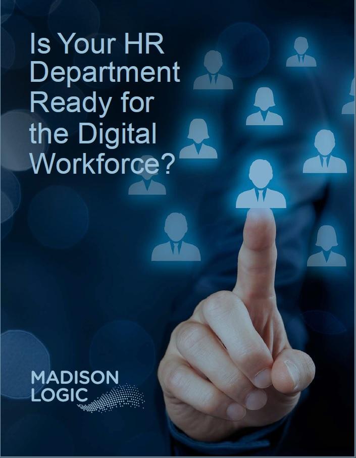 ¿Está listo su departamento de recursos humanos para la fuerza laboral digital?