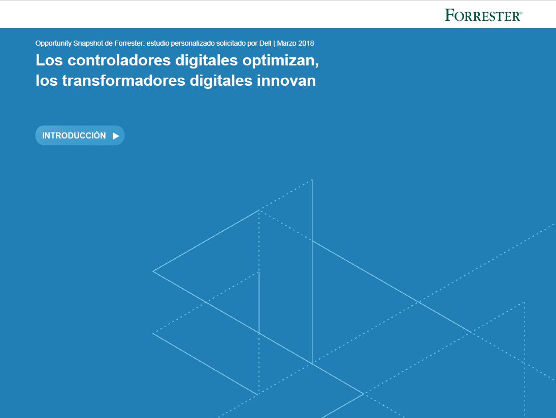 Los controles digitales optimizan, los transformadores digitales innovan
