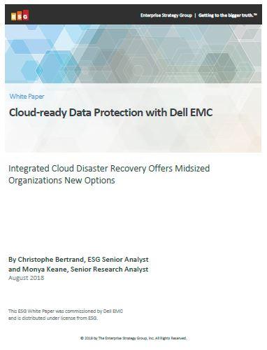 Protección de datos en la nube con Dell EMC