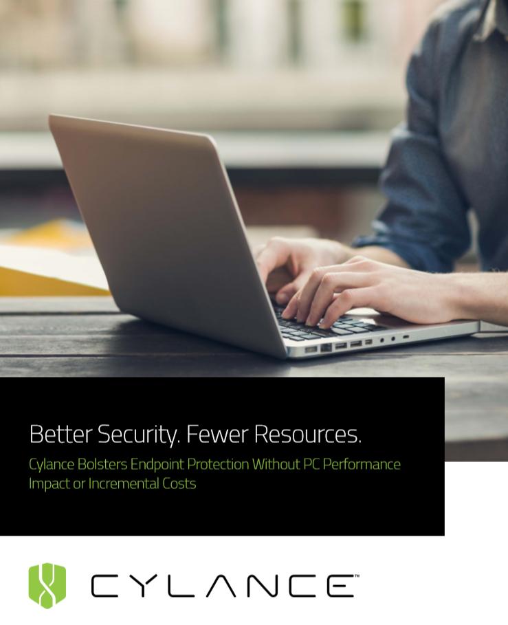 Mejor seguridad, menos recursos.