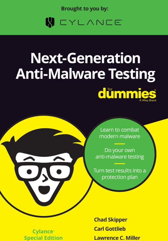 Pruebas antimalware de última generación
