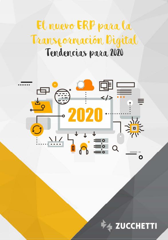 El nuevo ERP para la transformación Digital: Tendencias para 2020