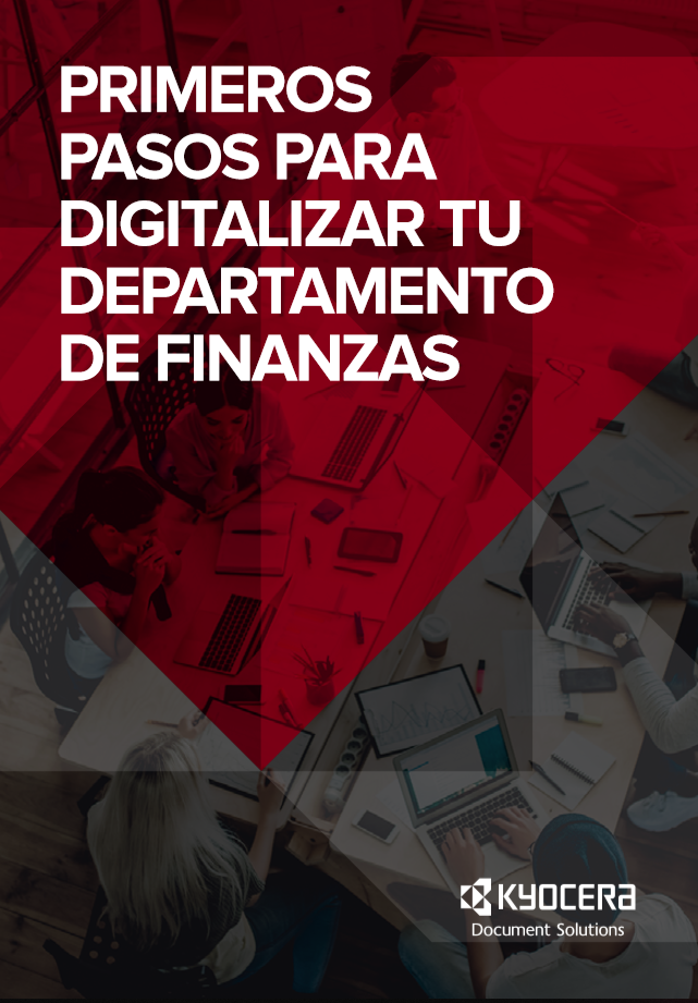 Primeros pasos para digitalizar tu departamento de finanzas