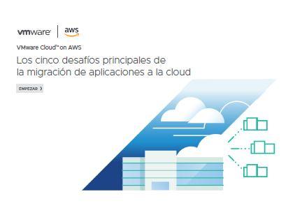 Los cinco desafíos principales de la migración de aplicaciones a la cloud