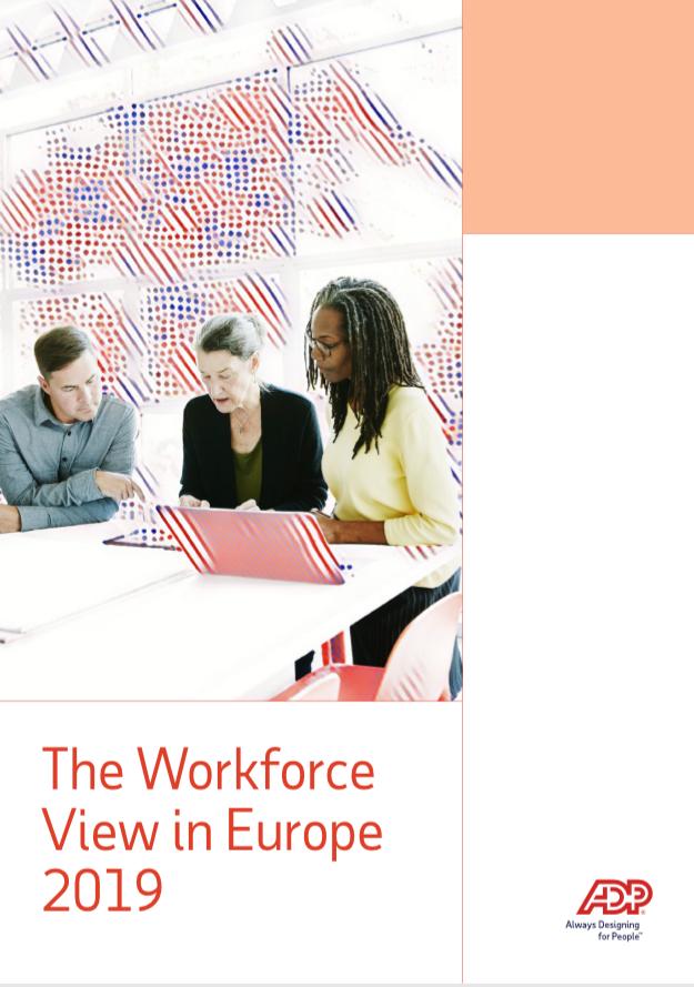 La visión de la fuerza de trabajo en Europa 2019