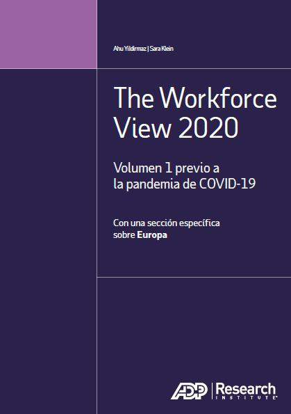 La visión de la fuerza de trabajo 2020: Volumen uno