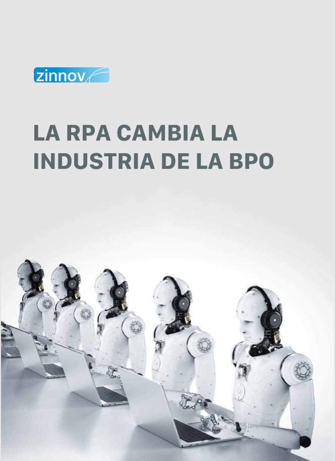 La RPA cambia la industria de la BPO