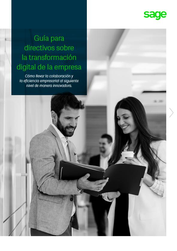 Guía para los directivos sobre la transformación digital de la empresa