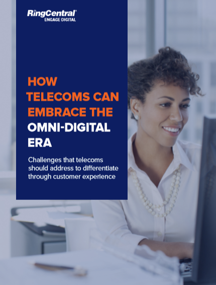 Cómo las telecomunicaciones pueden abrazar la era omni-digital