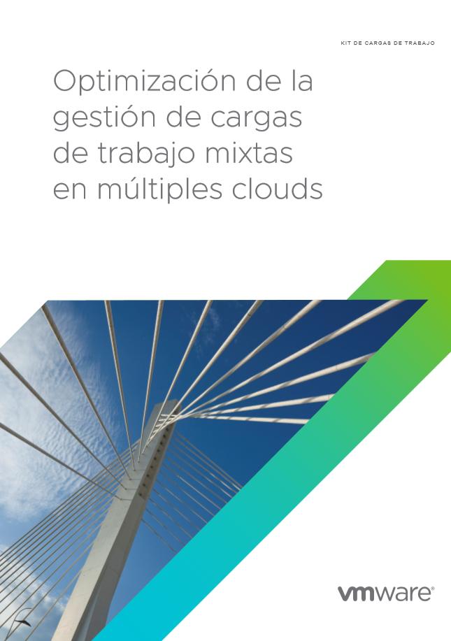 Optimización de la gestión de cargas de trabajo mixtas en múltiples clouds