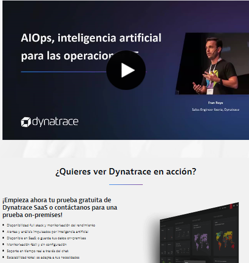 AIOps, inteligencia artificial para las Operaciones IT