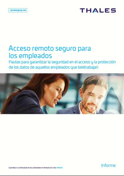 Acceso remoto seguro para los empleados