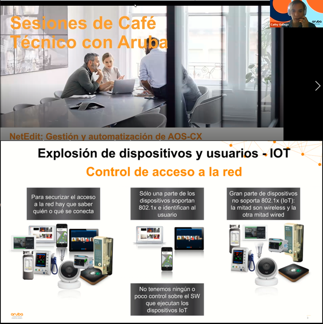 Automatización y securización en el cable con Dynamic Segmentation