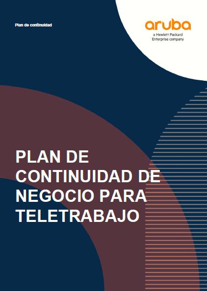 Plan de continuidad de negocio para teletrabajo
