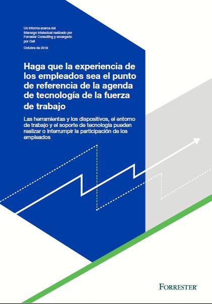 Haga que la experiencia de los empleados sea el punto de referencia de la agenda de tecnología de la fuerza de trabajo
