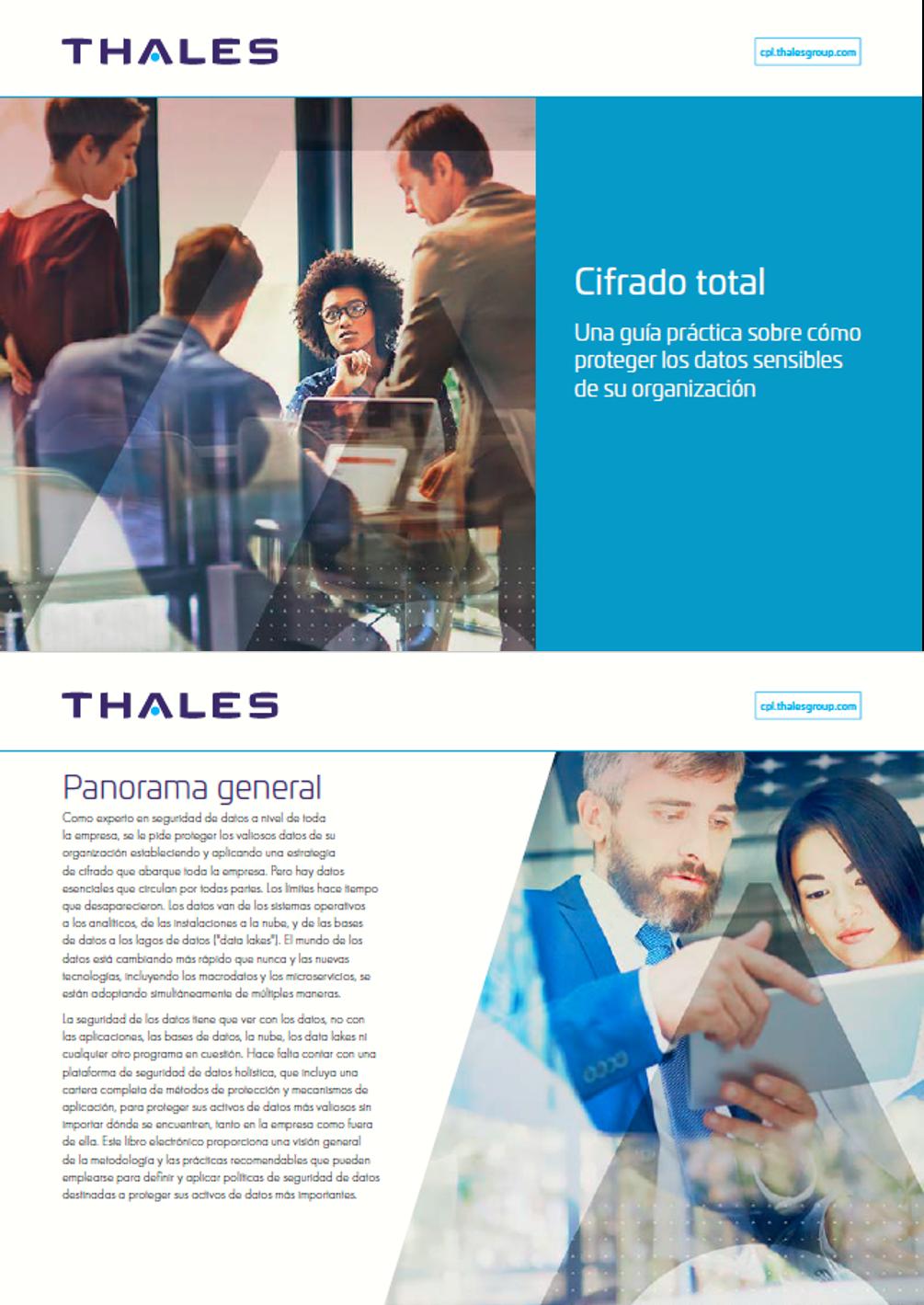 Cifrado total: Una guía práctica sobre cómo proteger los datos sensibles de su organización