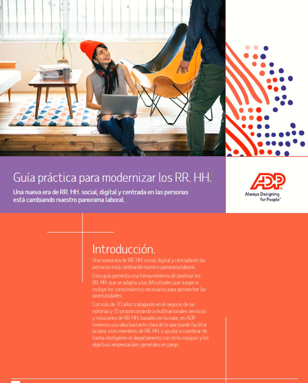Guía práctica para modernizar los RR. HH.
