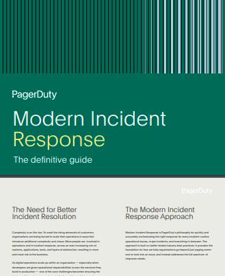 Respuesta a incidentes modernos: La guía definitiva