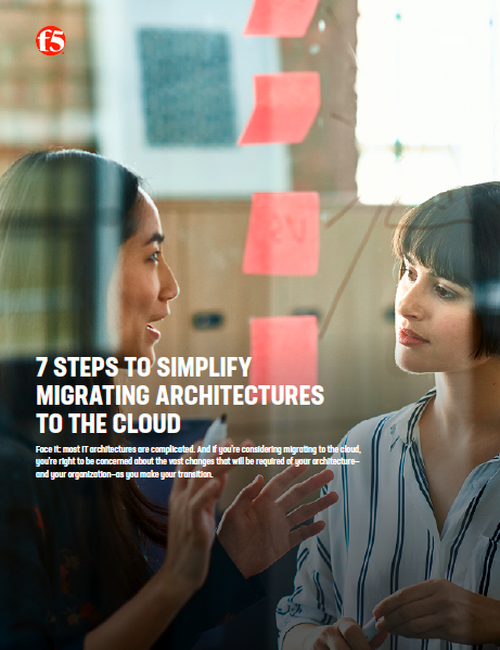 7 pasos para simplificar arquitecturas migratorias a la nube