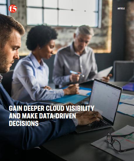 Ganar una visibilidad más profunda de las nubes y hacer que los datos sean impulsados por decisiones