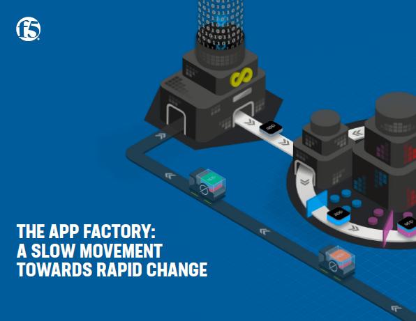 La fábrica de aplicaciones: un movimiento lento hacia un cambio rápido