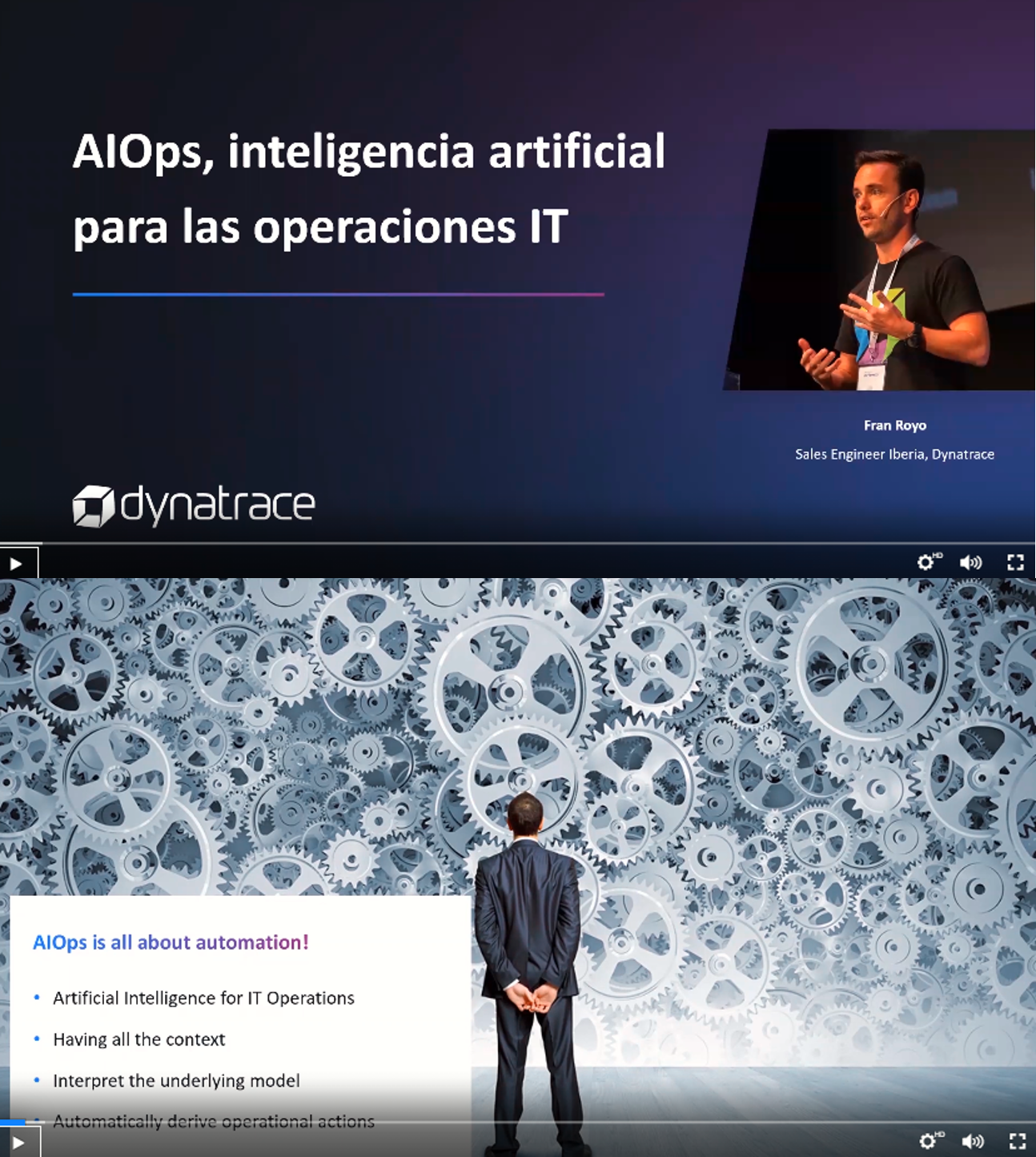 Webinar on-demand: AIOps, inteligencia artificial para las Operaciones IT
