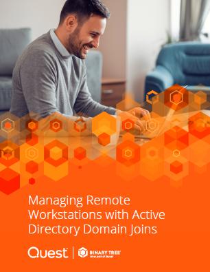 La gestión de estaciones de trabajo remotas con dominio de Active Directory