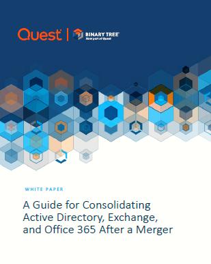 Guía para consolidar el Directorio Activo, la Bolsa y la Office 365 después de una fusión