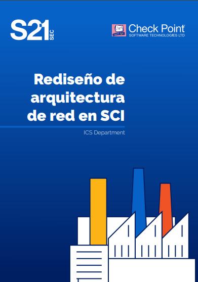 Rediseño de arquitectura de red en SCI