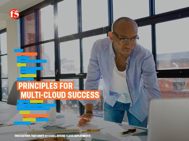 Principios para el éxito del multi-cloud