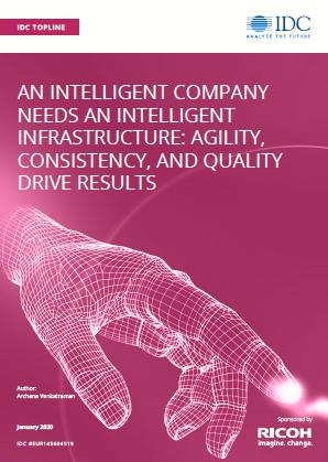 Una compañía inteligente necesita una infraestructura inteligente