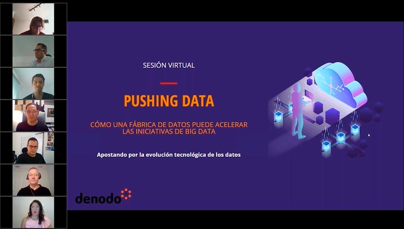 Cómo acelerar las iniciativas de Big Data con Data Fabric