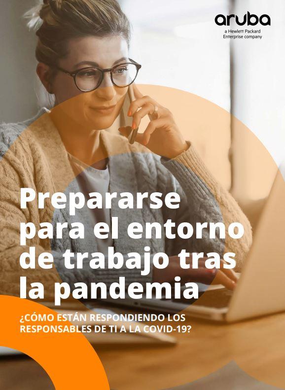 Prepararse para el entorno de trabajo tras la pandemia