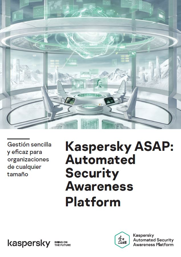 Kaspersky ASAP: Automated Security Awareness Platform