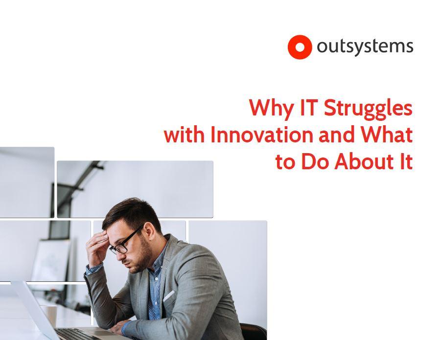 Por qué las TI luchan con la innovación y qué hacer al respecto