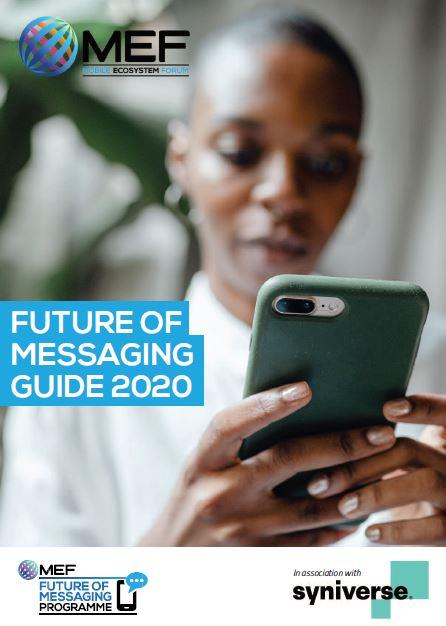 Guía del futuro de la mensajería 2020